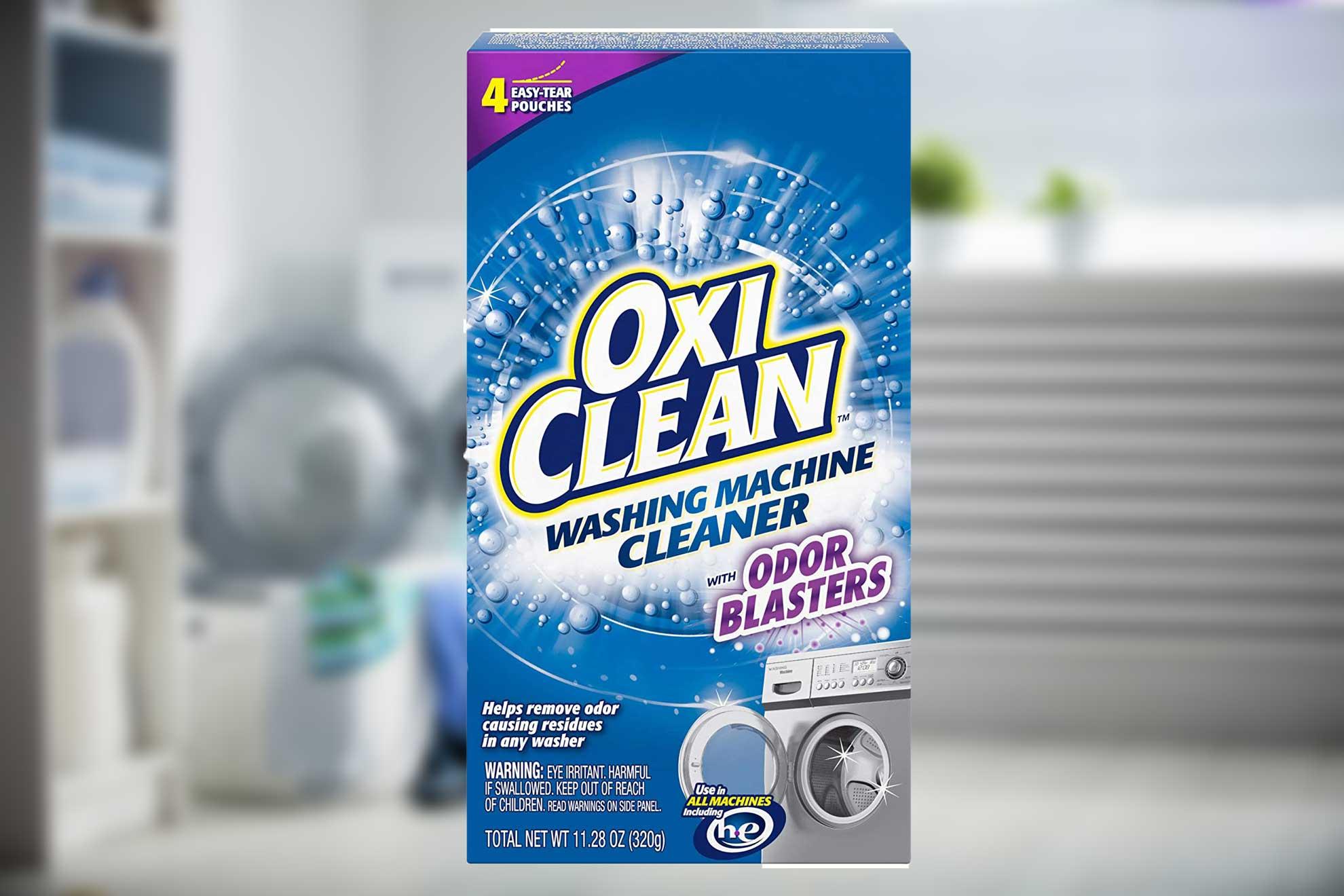Oxiclean washing machine Cleaner