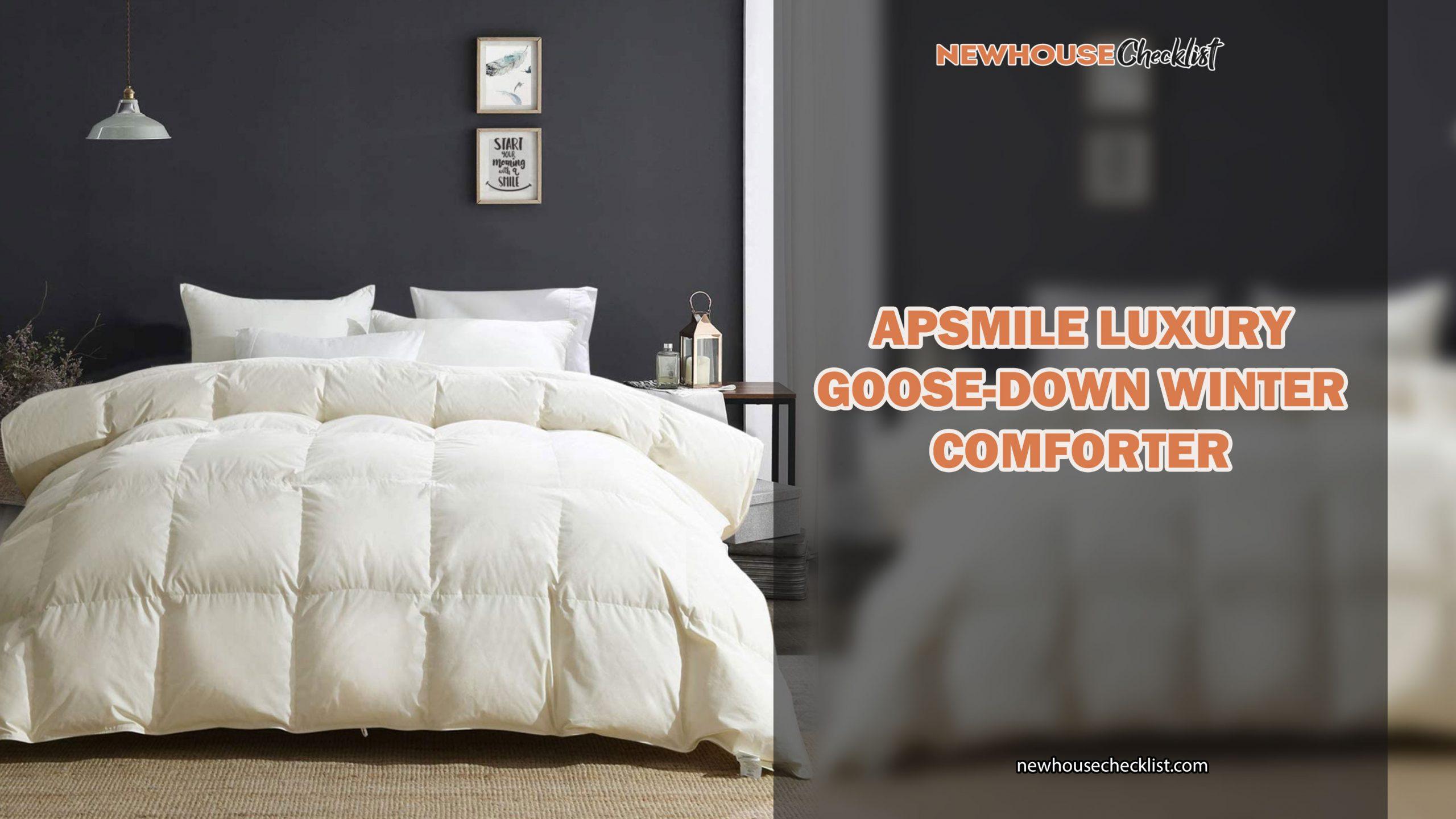 Best Fluffy White Comforter Set King