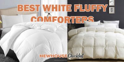 Best White Fluffy Comforters