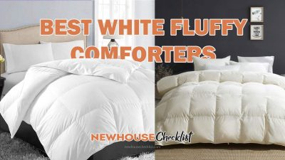 Best White Fluffy Comforters
