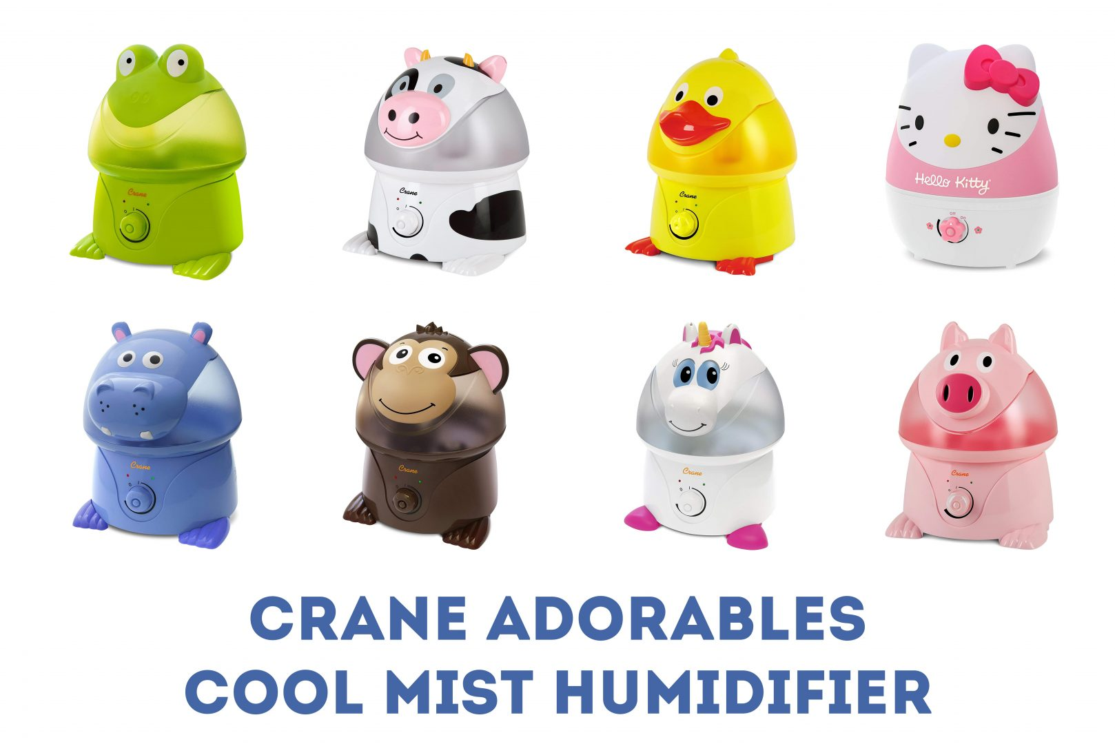 Best Decor Humidifier for Baby with Stuffy Nose