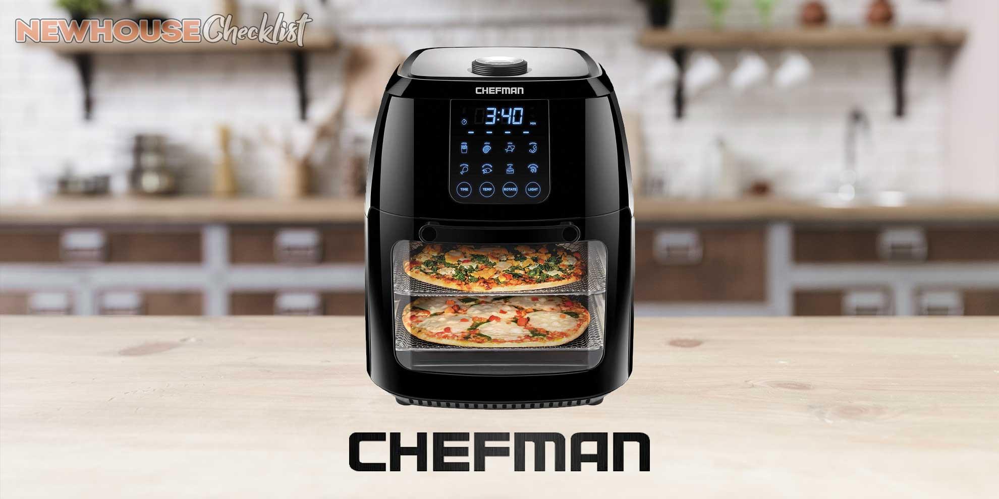 Chefman Air Fryer With Rotisserie