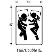 Full XL Size (Double XL) Box Springs Measurements