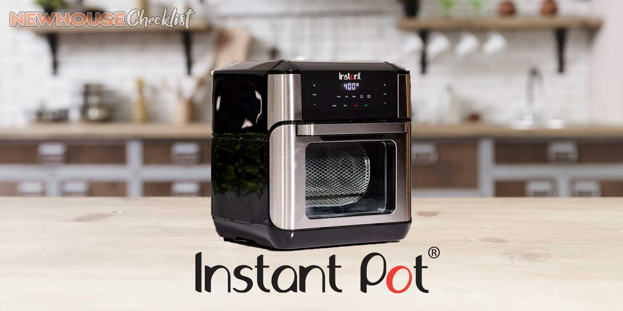 Instant Vortex Plus Air Fryer With Rotisserie